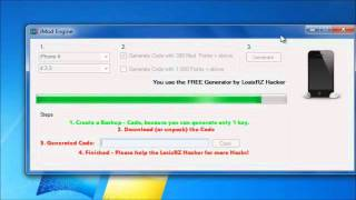 Repeat youtube video Hack iGames with iMod Engine - Edit your Mod Points with 1- Click