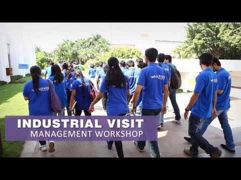 Welingkar's Distance Learning Program - Industrial Visit