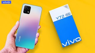 VIVO Y72 5G - Official poster Leaks | specifications, Price in India & India launch Date