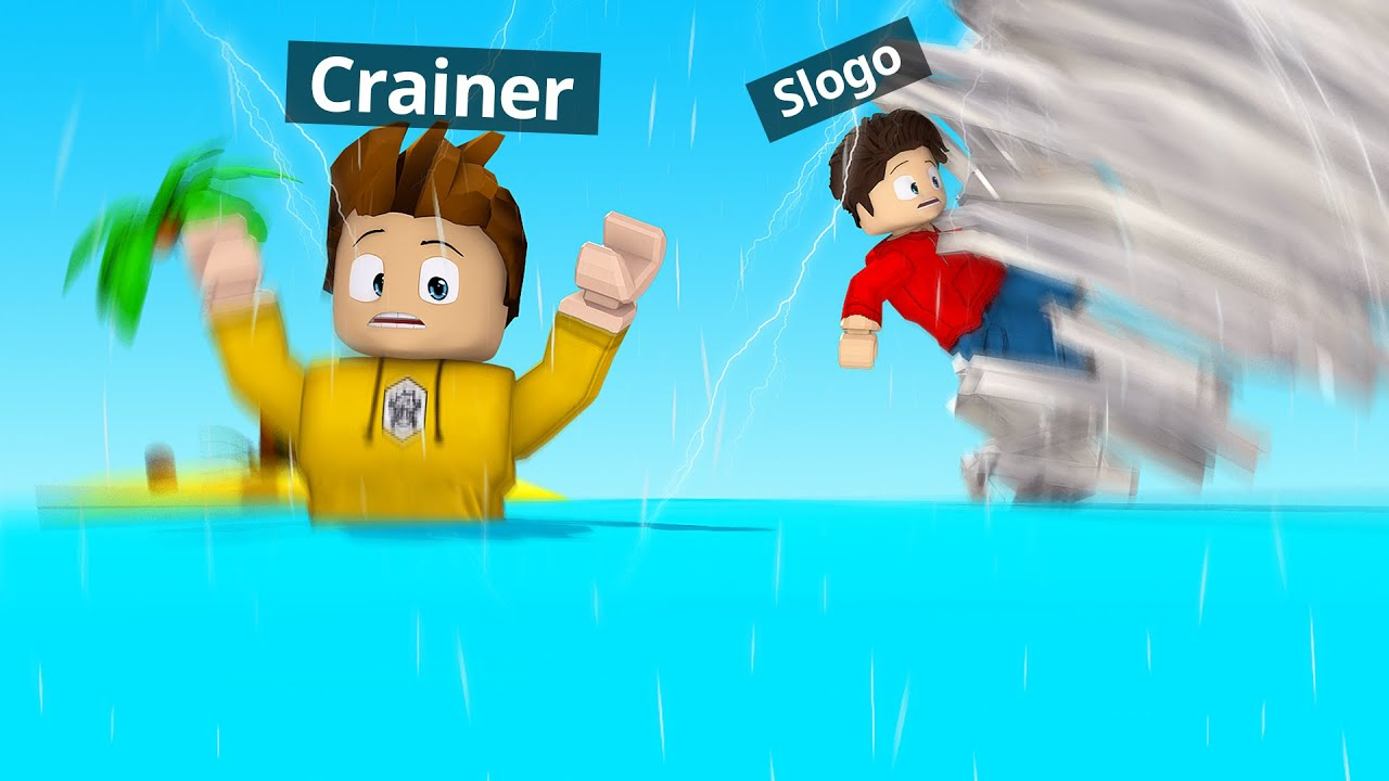 Survive The Natural Disasters Or You Lose Roblox Youtube
