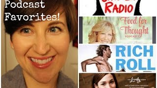 My Favorite Podcasts I Motivate, Inspire, Inform Thumbnail