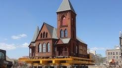 First Spiritualist Church Relocation - Springfield, MA