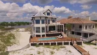 Seagrove Florida 8Br Gulf Front Vacation Rental Home, 187 San Roy Rd