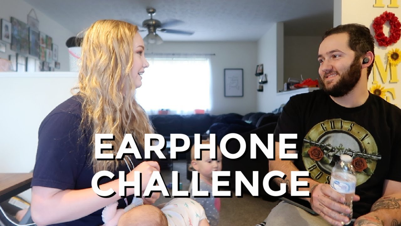 EARPHONE CHALLENGE