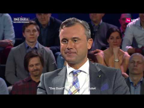 Norbert Hofer: Der Zerstreuer (Rhetorik-Video 3/5)