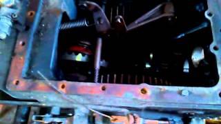 Renault ares ergos remont skrzynia biegow