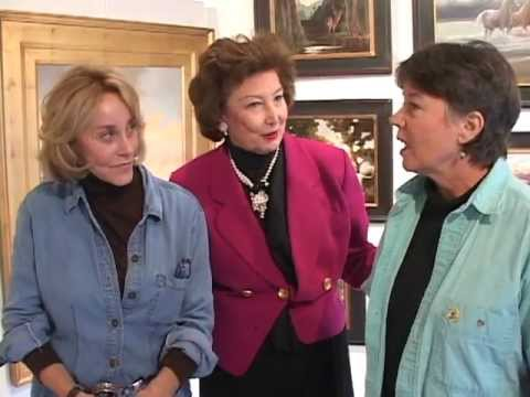 Two Masters of the Landscape: Peggy Everett & Janet Powers
