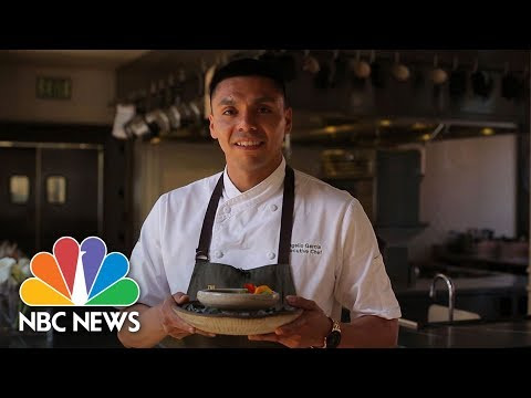 Meet The Latino Chef Who Conquered The Culinary Scene On His Terms | NBC News