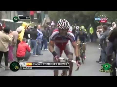 Joaquim Rodríguez Oliver wins again Il Lombardia 2013