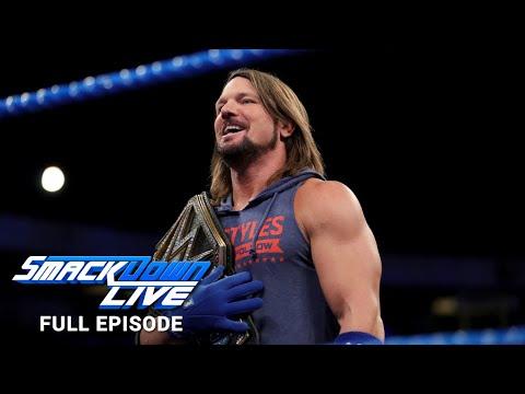 WWE SmackDown LIVE Full Episode, 9 January 2018