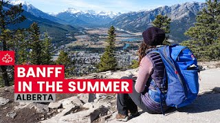 Things To Do In BANFF This Weekend - Banff Hot Springs, Banff Hiking Trails, and More!