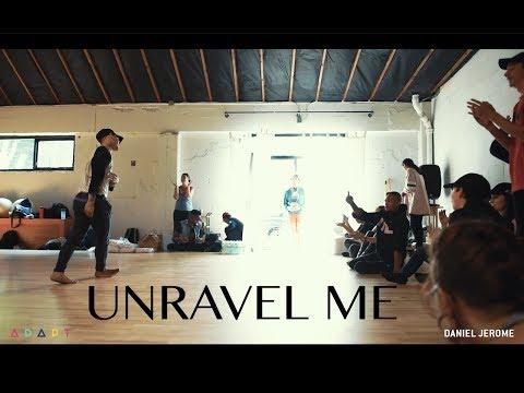 Sabrina Claudio - Unravel Me || Daniel Jerome Choreography