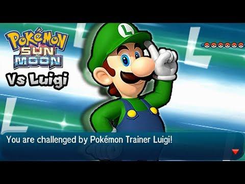 Pokemon Crossover 12: Battle! Luigi (Mario x Pokemon)