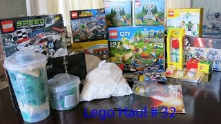 Lego Haul # 32 - Berlin Lego Store and Legoland Discovery Center