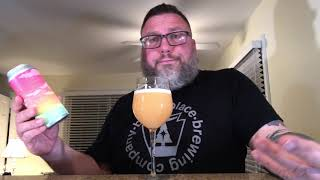 Massive Beer Review 2191 New Park Brewing Double Clouds Imperial Hazie