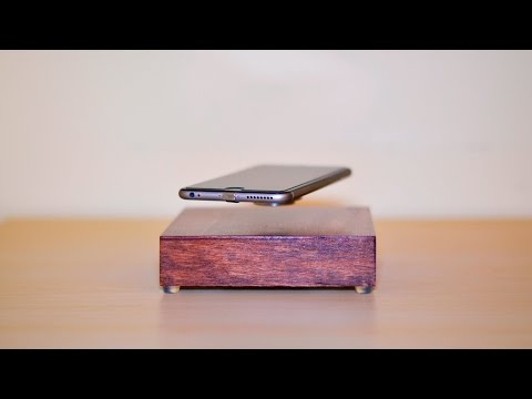 OvRcharge: Levitation Wireless Charger