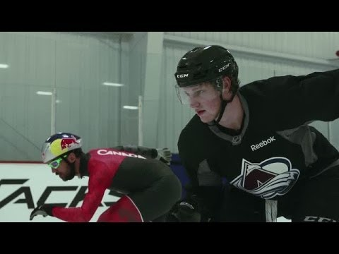 The Tacks Challenge Race - MacKinnon VS Hamelin