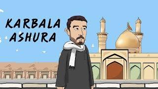 "Ali Fadhil Cartoon | ""Karbala, Ashura"" | CABTV"