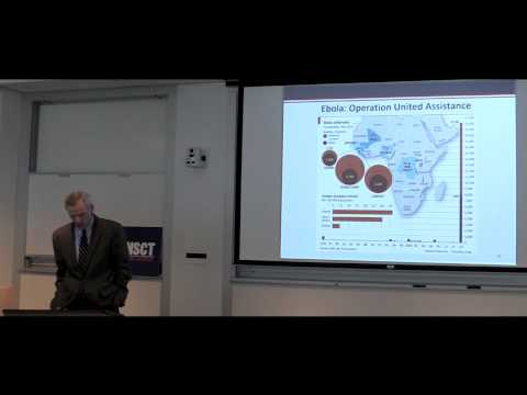 The Global View: National & International Security in the Year Ahead, with Robert Murrett