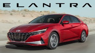2021 Hyundai Elantra in Depth Look - Did they go too far? TRIANGLES!