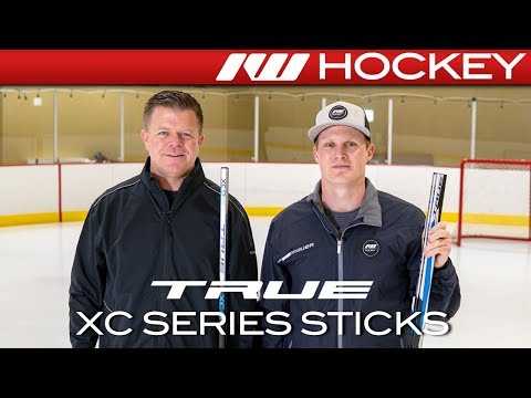 355781375ed33 2018 True XC9 ACF Stick Line // On-Ice Insight - YouTube