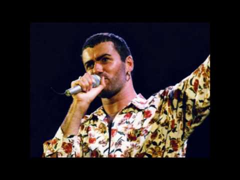 George Michael They won't go when I Go