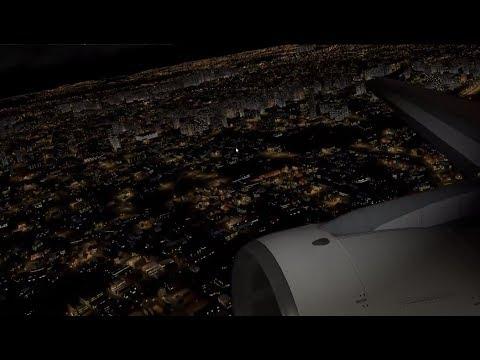 [X-Plane 11] MEGA SP - Graphics Test (Night/Day/Rain) FF A320 Ultimate