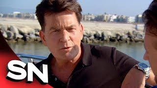 Charlie Sheen   How the star cleaned up his act   Sunday Night
