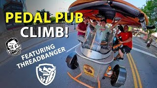 Download Video The Pedal Pub Enduro, Featuring Threadbanger MP3 3GP MP4