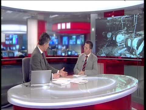 BBC News King's Cross 20th Anniversary reports