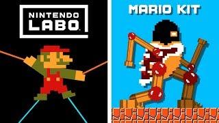 Nintendo Labo - Mario Kit