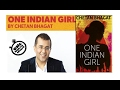 One Indian Girl Summary in Hindi , Book By Chetan Bhagat One Indian Girl Story