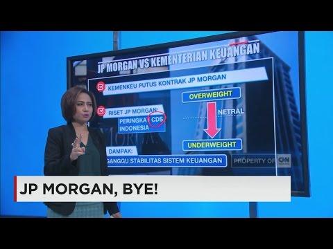 Berulang Buat Berang, JP Morgan, Bye!