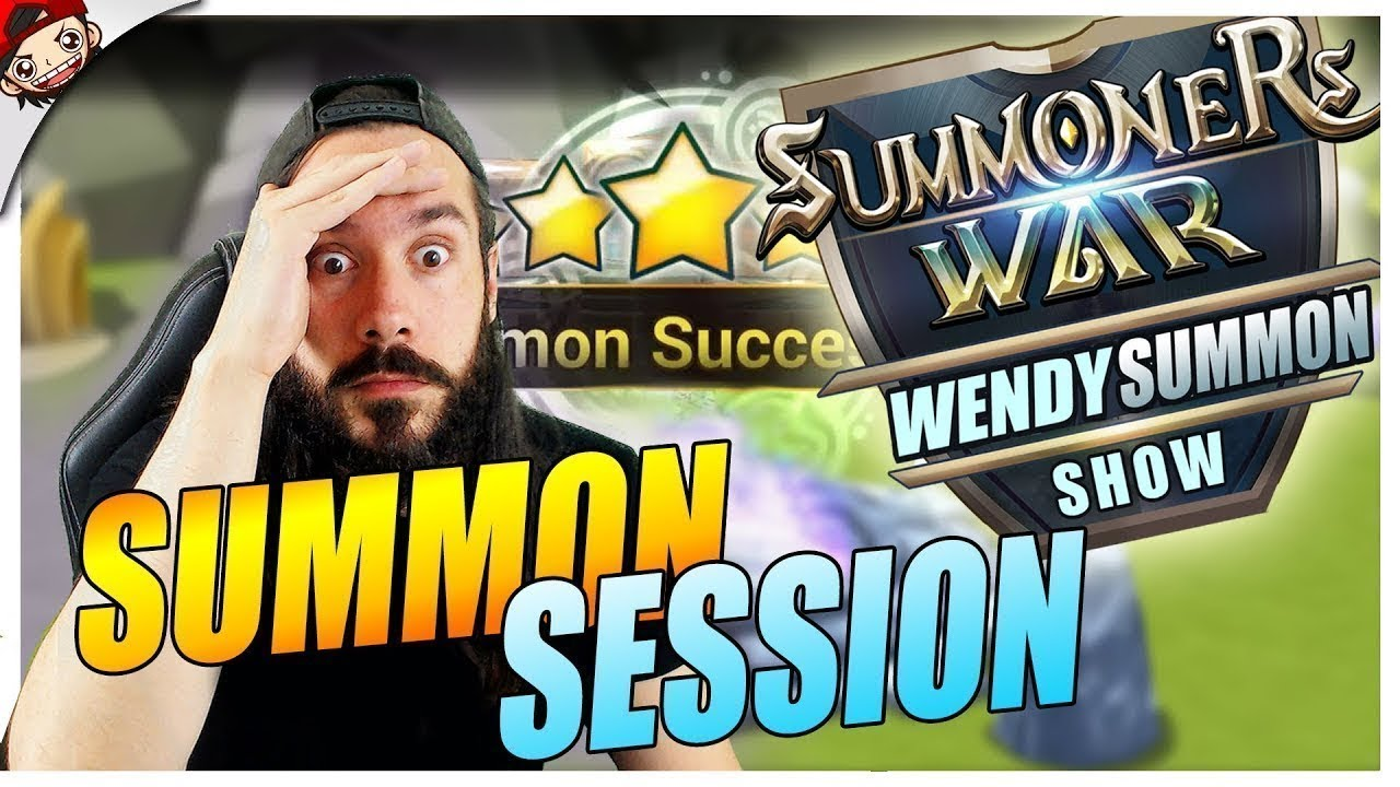 🔴 WISH LIST: CHASSERESSES AU FAUVE, PERSOS STREET FIGTHER ET TARANYS!! - Summoners War