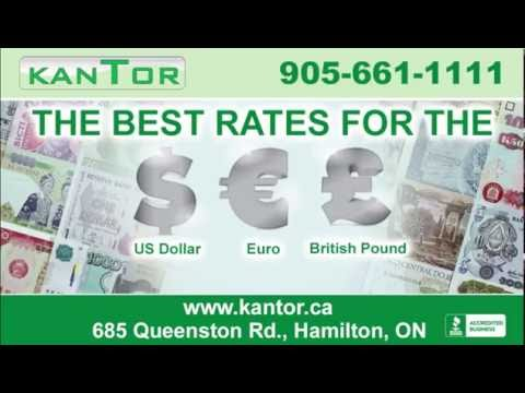 Hamilton Kantor Currency Exchange