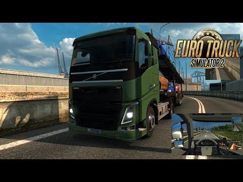 Euro Truck Simulator 2 | Montevideo - Katowice | Uruguay - Poland