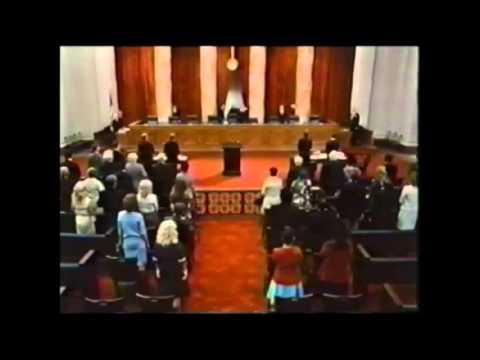 U.S. Supreme Court Comes to Order