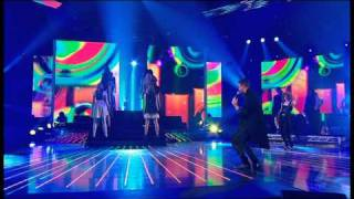 Guy Sebastian Feat. Eve - Who's That Girl (X Factor Grand Final Decider)