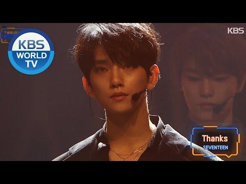 SEVENTEEN(세븐틴) - Thanks(고맙다) [The 2018 KBS Song Festival / 2018.12.28]