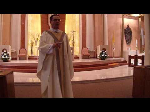 Solemnity of the Body and Blood of Christ 6-18-2017  Happy Fathers Day
