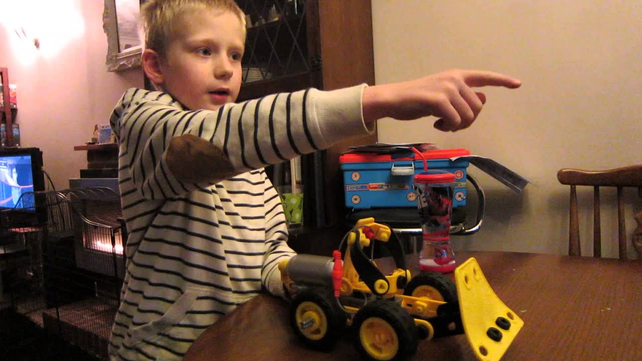 Stanley made Meccano muck mover