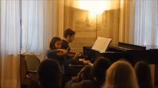 A. Komarovsky, Concerto n.2 in A Major (Margherita Turel)