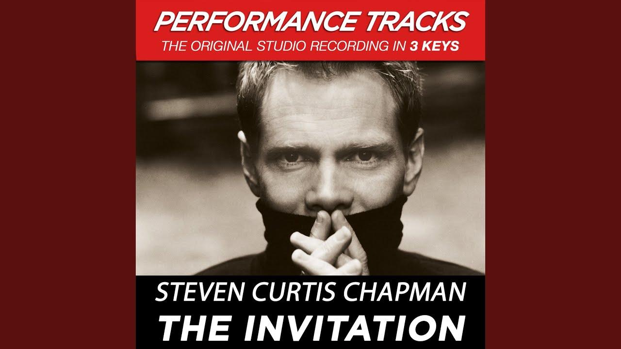 The invitation youtube the invitation steven curtis chapman stopboris Images