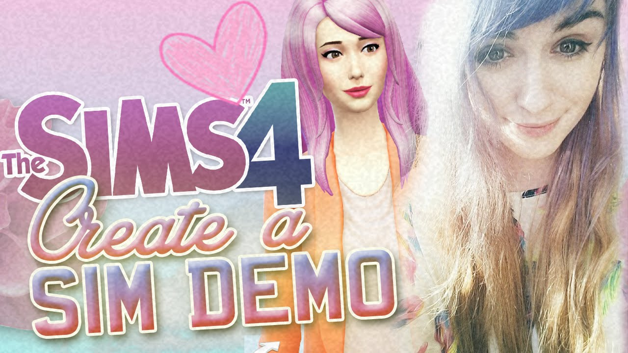 how to get the sims 4 demo