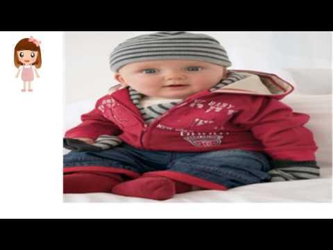 ملابس شتوية فخمة للأطفال