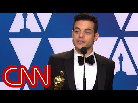 Rami Malek talks about winning Oscar for best actor at 2019 Academy Awards Mp3
