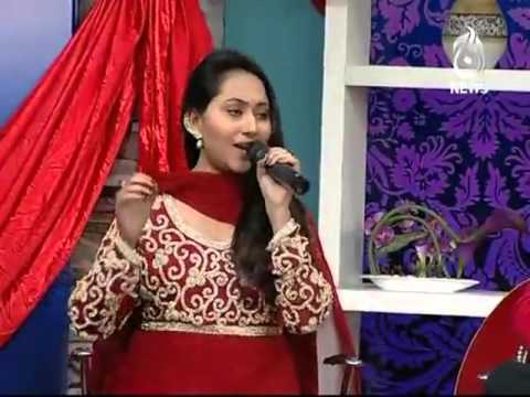 Saathiya Tune Kya Kiya Humera Kanwal AAJ TV Morning Show