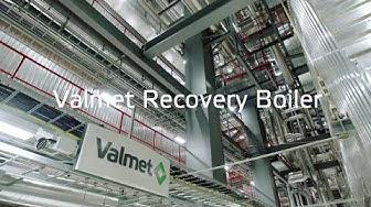 Valmet Recovery Boiler