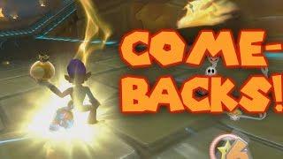 Mario Kart 8 Deluxe Comeback Compilation 13