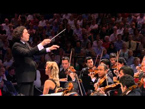Simon Bolivar Youth Orchestra BBC Proms 2011 NYCGB